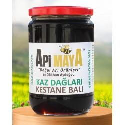 Kaz Dağları Ham Kestane Balı 850 gr